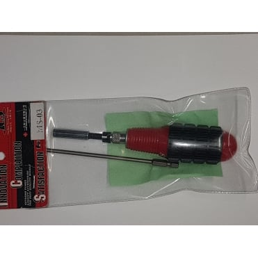 Multi-Functional Ratcheting Screwdriver
