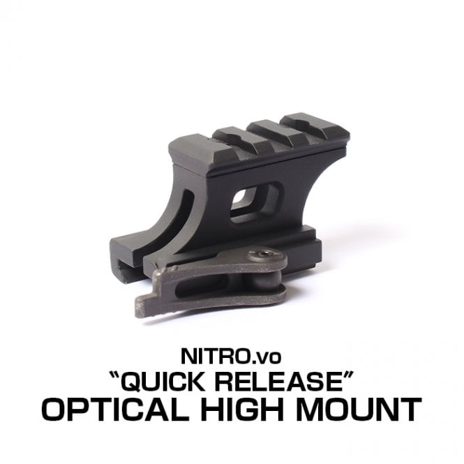 Laylax Nitro.Vo Quick Release RIS Optical High Mount