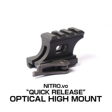 Nitro.Vo Quick Release RIS Optical High Mount