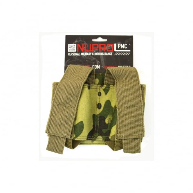 Nuprol NP PMC Double 40MM Pouch - NP Camo