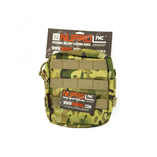 Nuprol NP PMC Medium Zipped Util Pouch - NP Camo