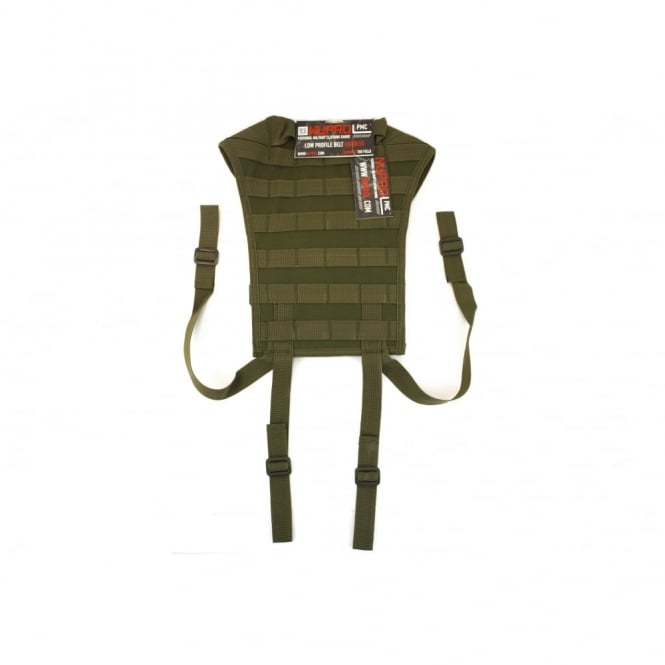 Nuprol NP PMC Molle Harness - Green