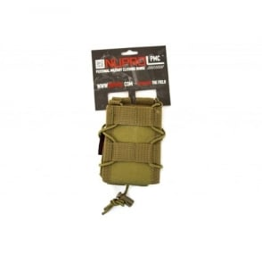 NP PMC Rifle Open Top Pouch-Tan