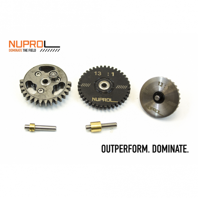 Nuprol 13:1 ULTRA HIGH SPEED GEAR SET