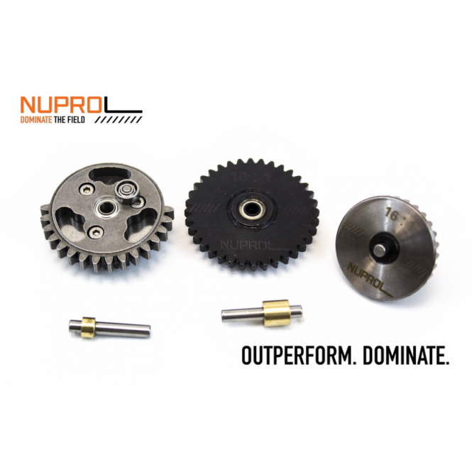 Nuprol 16:1 HIGH SPEED GEAR SET