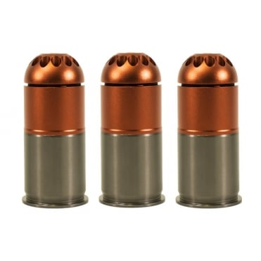 Nuprol 40mm BB Shower Grenades - 3 Pack