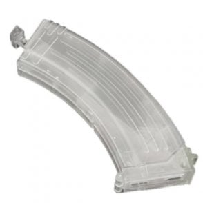 Nuprol AK Magazine Speed Loader - Clear