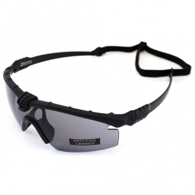 Nuprol Battle Pro's - Black Frame / Smoke Lense