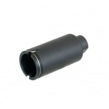 Nuprol Copperhead Flash Hider 14mm CCW-Black
