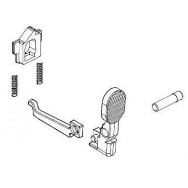 Nuprol Delta Series Bolt Catch Assembly