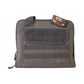 Nuprol Deluxe Pistol Bag - Grey
