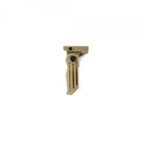 Nuprol Folding Vertical Grip - Tan