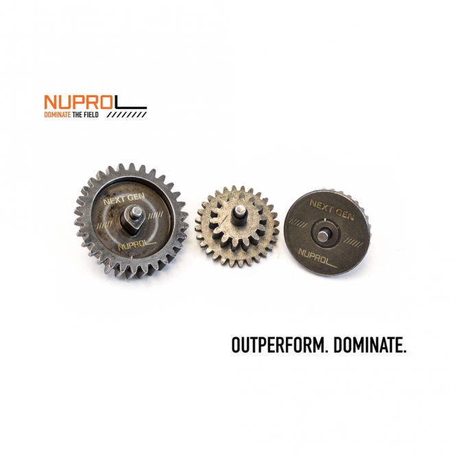 Nuprol GEAR SET FOR NEXTGEN AEG