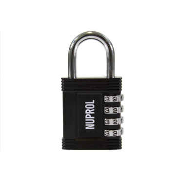 Nuprol Heavy Duty Hard Case Lock