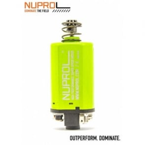 Nuprol High Speed Motor (Short)
