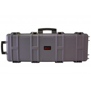 Nuprol Large Rifle Hard Case - Grey