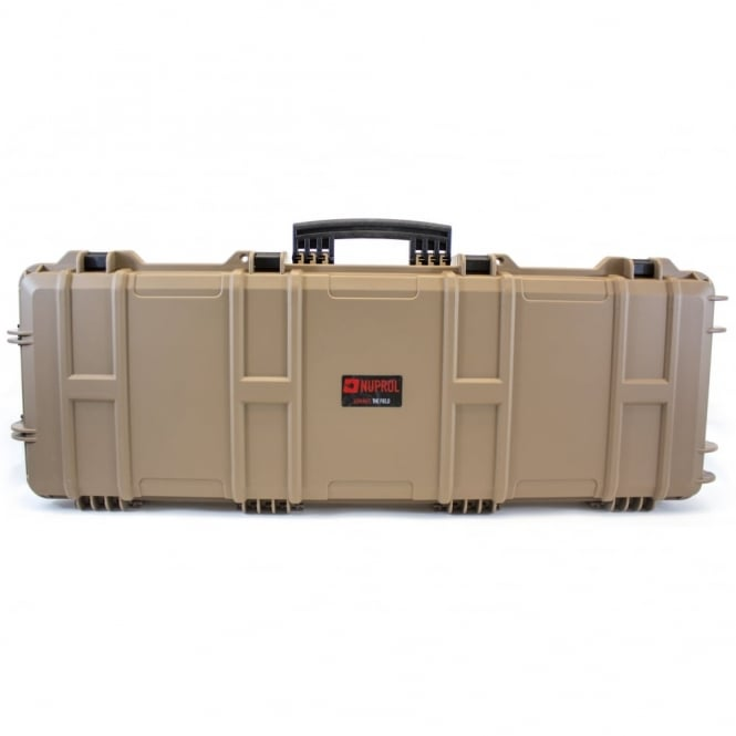 Nuprol Large Rifle Hard Case - Tan