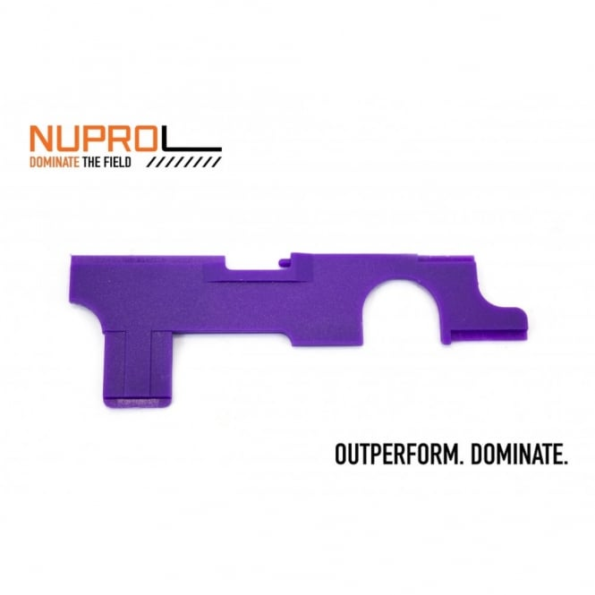 Nuprol M4 SELECTOR PLATE