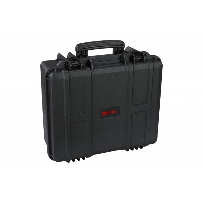 Nuprol Medium Equipment Hard Case Black