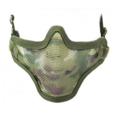 Nuprol Mesh Lower Face Shield V1 - NP CAMO