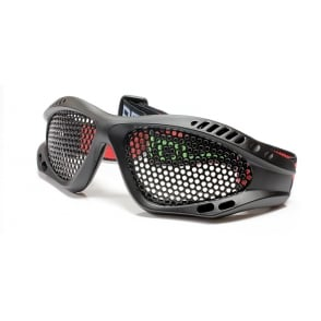 Nuprol Mesh Shades Eye Protection Black