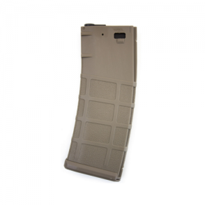 Nuprol N-Mag High-Cap Mag 350rnd - Tan