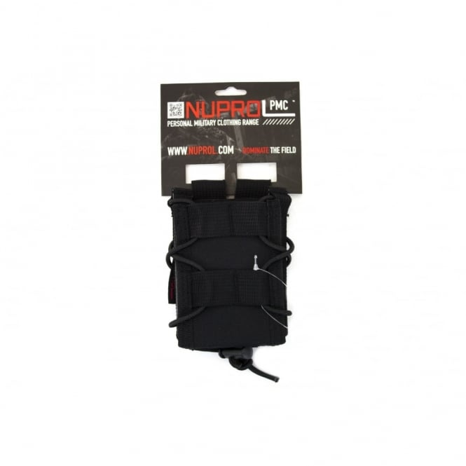 Nuprol NP PMC Rifle Open Top Pouch - Black
