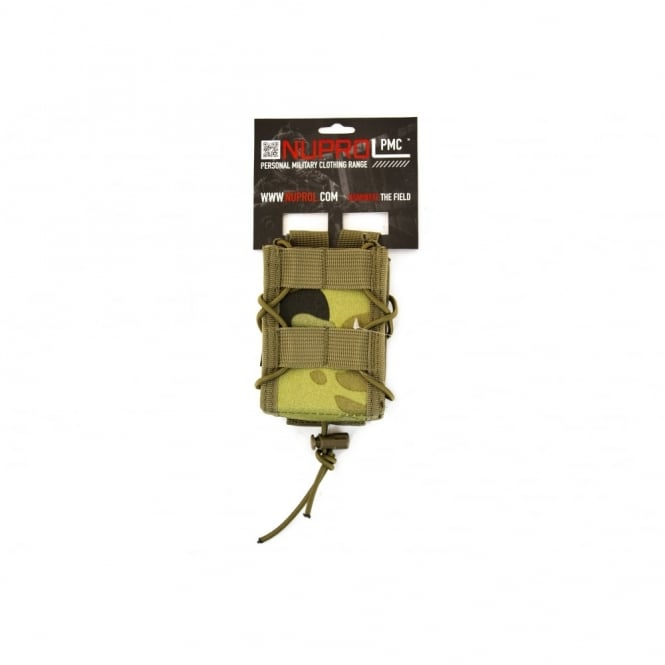 Nuprol NP PMC Rifle Open Top Pouch-NP Camo