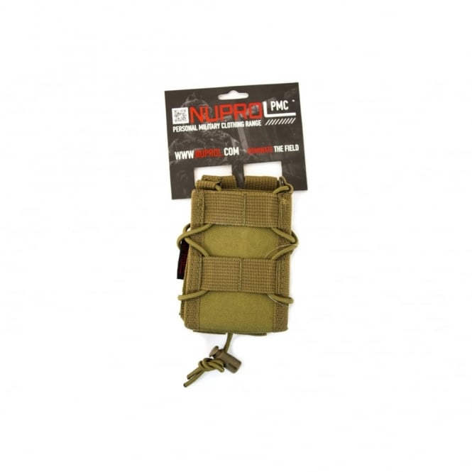 Nuprol NP PMC Rifle Open Top Pouch-Tan