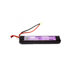 Nuprol NP Power 1100mAh 9.9V 20C Li-Fe slim stick type battery