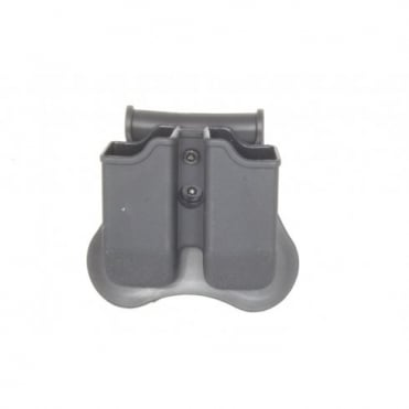 Nuprol EU Series Polymer Double Mag Pouch For G-series