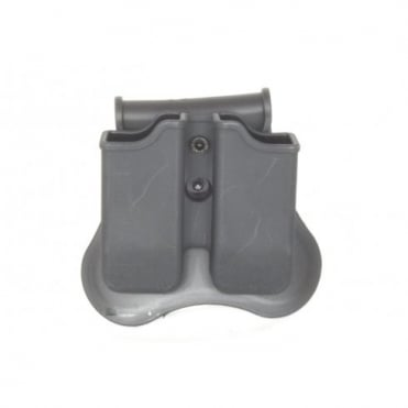 Nuprol F Series Polymer Double Mag Pouch For P226