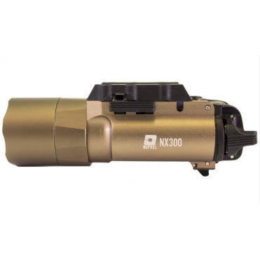 Nuprol NX300 Flashlight - Tan