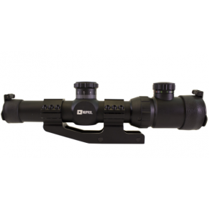 Nuprol Optics - ZR10 1.25-5 X 26 IR - Black
