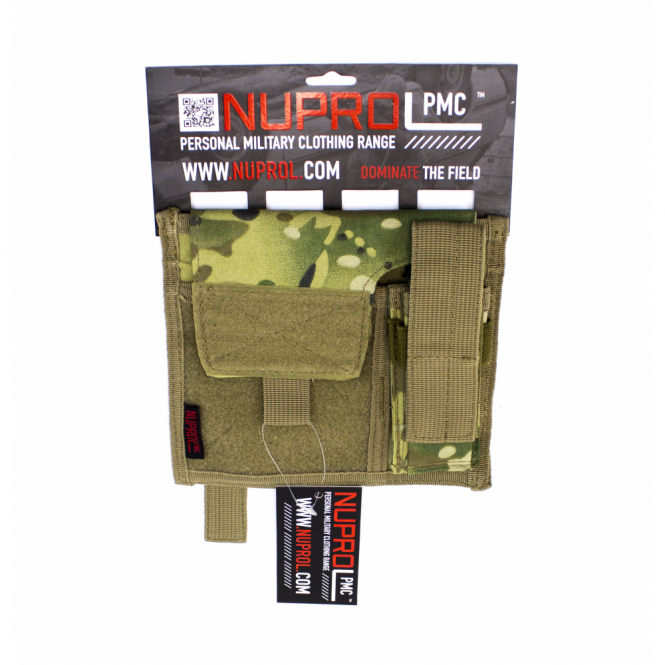 Nuprol PMC Admin Pouch - NP Camo