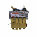 Nuprol PMC AK Double Open Mag Pouch - Tan