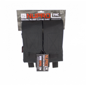 PMC M4 Double Mag Pouch - Black