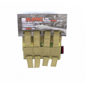 Nuprol PMC M4 Double Mag Pouch - NP Camo