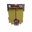 Nuprol PMC M4 Double Mag Pouch - Tan