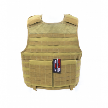 PMC Plate Carrier - Tan