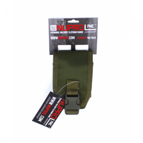 PMC Radio Pouch - Green