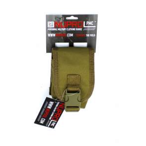 PMC Radio Pouch - Tan