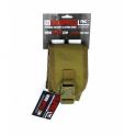 Nuprol PMC Radio Pouch - Tan
