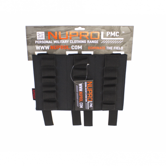 Nuprol PMC Shotgun Shell Panel - Black
