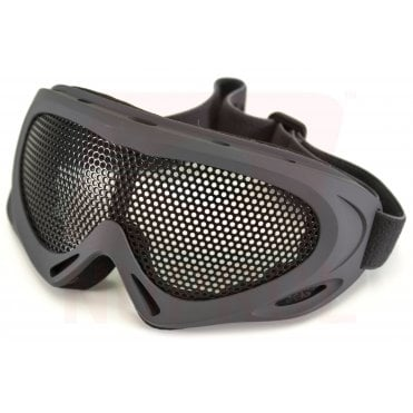 Nuprol Pro Mesh Eye Protection - Grey