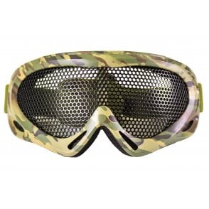 Nuprol Pro Mesh Eye Protection - Multicam