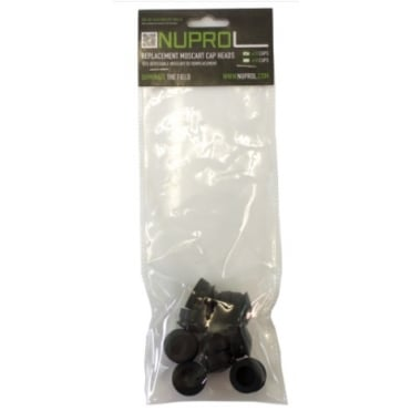 Nuprol Replacement Caps for 40mm NSG Grenades - 10 pack