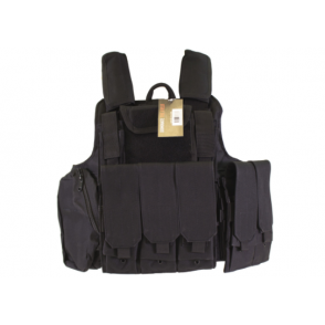 Nuprol RTG Tactical Vest - Black