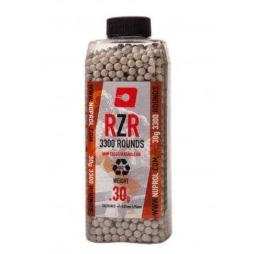 Nuprol RZR 0.30g (3300) Biodegradable BB's Special Offer