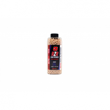 Nuprol RZR Red Tracer BBs - 0.20g (3300)